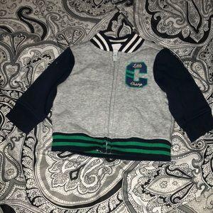Old navy varsity sweat jacket